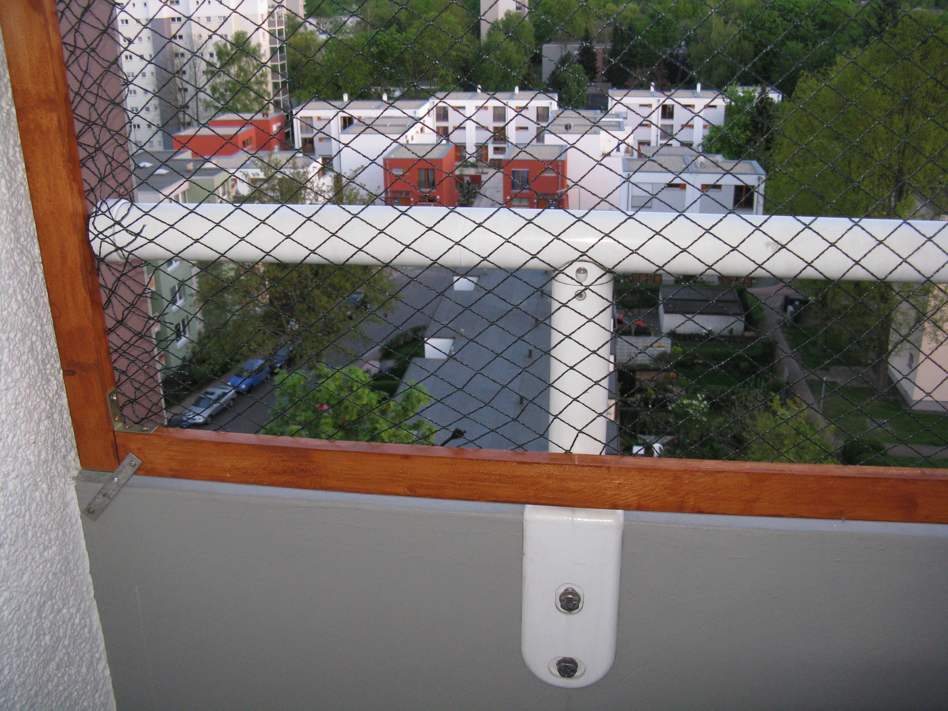 Pretty Balkon Katzennetz Images Balkon Mit Katzennetz Absichern